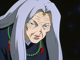 第60話 黒巫女 五十年の呪い