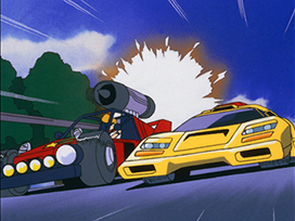 第5話 恋は過激な火の玉レース!
