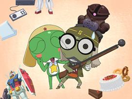 第300話 オノノ 幻のケロン兵 であります