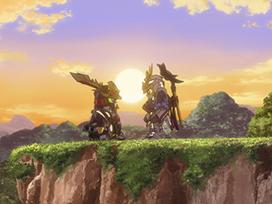 第四十一話 伏竜、天を翔ける