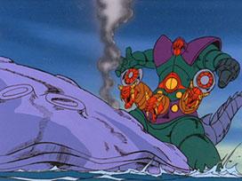 第41話 強力合体獣ガードンの罠