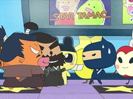 第3回 第5話「ゴーゴー!TAMAX‐TV見学」/第6話「クラクラ!いきなり生放送」