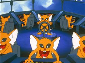 第27話 猫が消える日/宇宙鼠 マウザー星人 登場