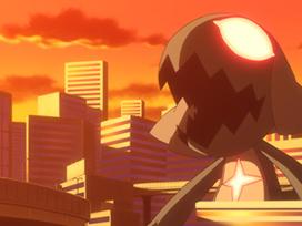 第318話 ドロロ 仮面の男 であります/モア 黒い来訪者 であります