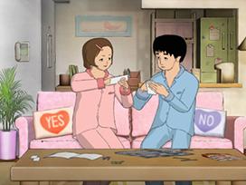 新婚ちゃん宝くじに当選?!