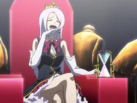 第10話 女王の国へようこそ