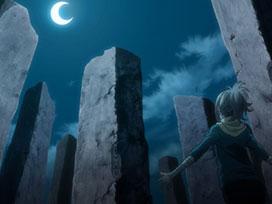 第15話 蒼い太陽、緋い月