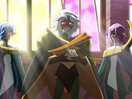 第6話 脅威のマジック!天角獣バイコーン