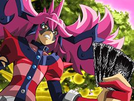 第9話 暴風少女フローラ 天蠍神騎スコル・スピア迎撃!