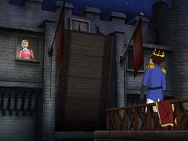 城壁越しの夜