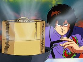 第54話 蒸し餃子決戦!味っ子対虎峰