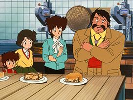 第78話 高野山で大決戦!豆腐ステーキ対ゴマ豆腐
