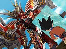 対決!ドラゴンマスク/最強の弱点