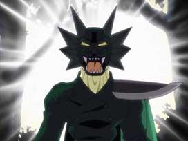 第8話 謎のドラゴンマスク!
