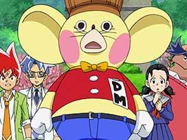 第49話 社長はボクが止めるでちゅっ!デュエマウス誕生の秘密っ!!