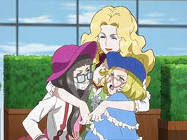 ♪08 女子会の一日
