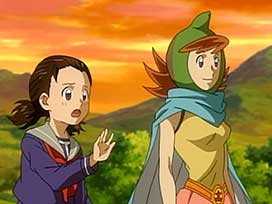 第31話 駆け抜けろエリア代表戦っ!謎の強敵 土瓶レディーっ!!