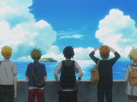 第8話 海・合宿・315の夏!