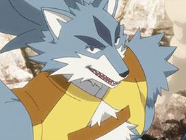 第4話 霊山の虎狼