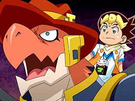 第37話 ミノガミ覚醒ジョー態! 捜し出せ! 自然文明のお姫様!