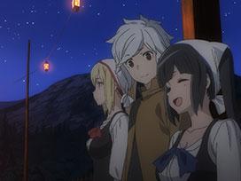 第12話 女神と眷族(アイノウタ)