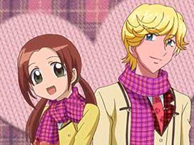 #36 ジュテーム! めちゃモテ王子とニコイチですわっ