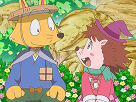 第7話 ゾロリとビートと花咲か娘