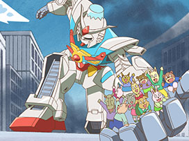 第22話 ロボット大(だい)さくせん