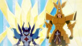 第9話 キングと勝負しまくり! キラのキングマスターへの道ぃ!