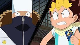 第11話 お供の3匹、嘆きング! オレたちのラーメンを手に入れろぉ!