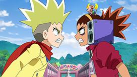 第12話 SOS、紙飛行キング! ナゾのMOMOタウンに潜入ぅ!