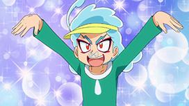 第40話 キャップにキョーレツ刺激ング! ファイナルタワー頂上決戦!