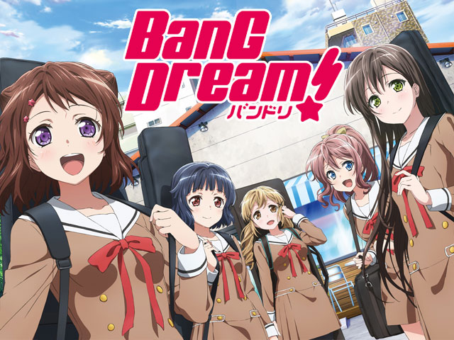 【2/6更新!】<br>BanG Dream!