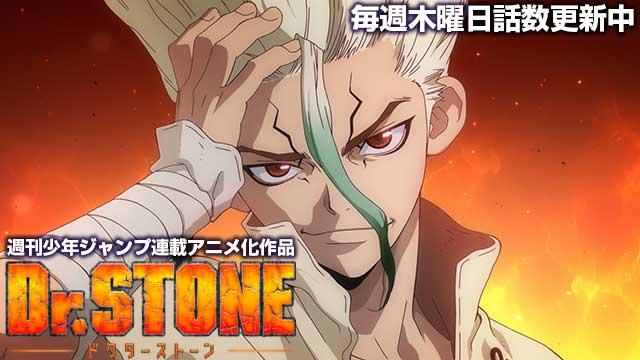 【全話配信中】<br>Dr.STONE